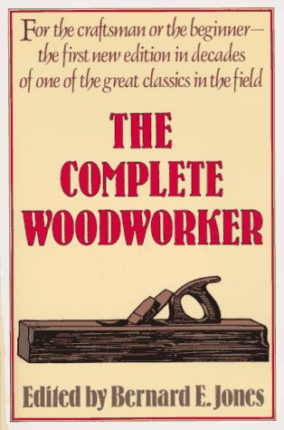9780898150223: The Complete Woodworker