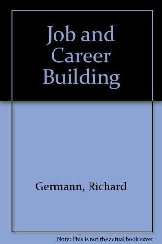 9780898150483: Job and Career Building