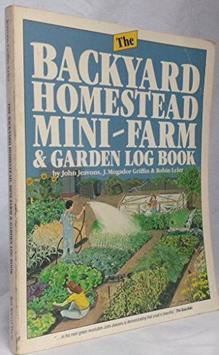 9780898150933: The Backyard Homestead, Mini-Farm and Garden Log Book