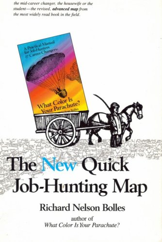 9780898151510: The New Quick Job-Hunting Map