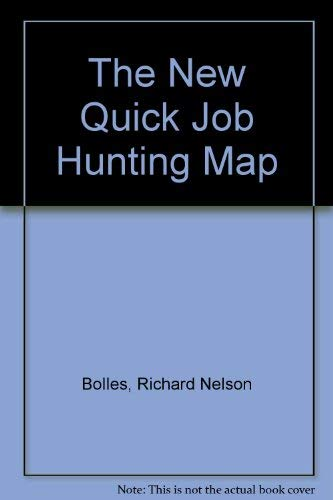 9780898151527: The New Quick Job-Hunting Map