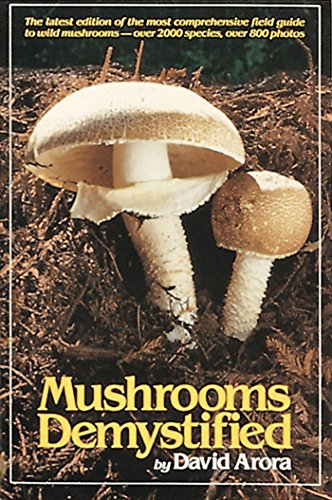 9780898151695: Mushrooms Demystified: A Comprehensive Guide to the Fleshy Fungi