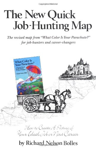 9780898153873: The New Quick Job-Hunting Map