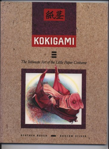 9780898153972: Kokigami: The Intimate Art of the Little Paper Costume