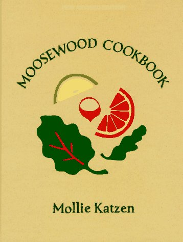 9780898155037: The Moosewood Cookbook, 15th Anniversary Edition