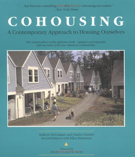 9780898155396: Cohousing: A Contemporary Approach to Housing Ourselves