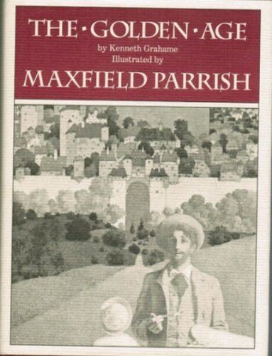 9780898155457: The Golden Age (Art of Maxfield Parrish Series)
