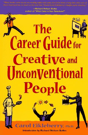 9780898157574: Career Guide for Creative and Unconventional People