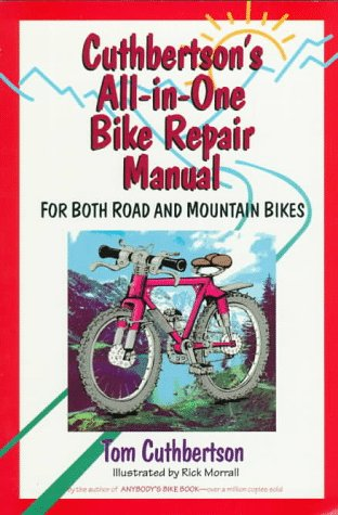 9780898158007: Cuthbertson's All-in-One Bike Repair Manual