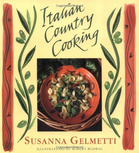 9780898158281: Italian Country Cooking