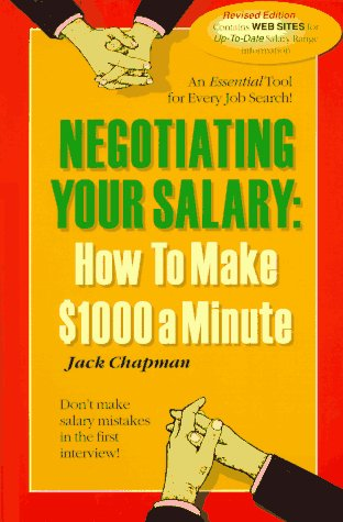 9780898158908: Negotiating Your Salary, How to Make $1,000 a Minute