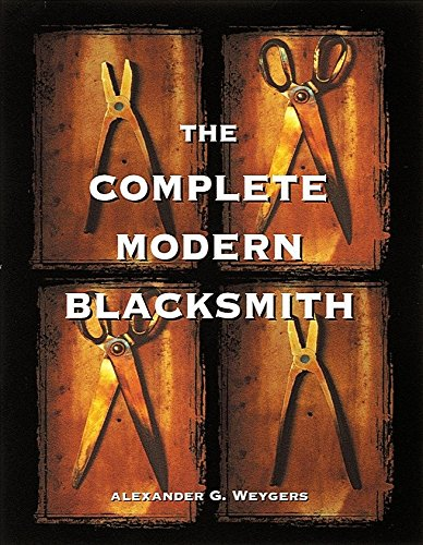 9780898158960: The Complete Modern Blacksmith