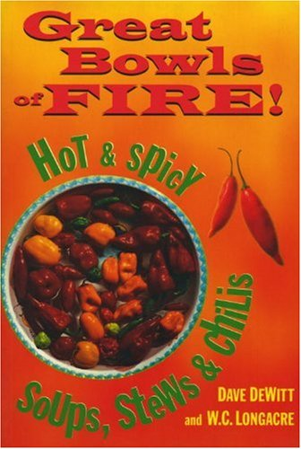 9780898159011: Great Bowls of Fire!: Hot and Spicy Soups, Stews and Chilis
