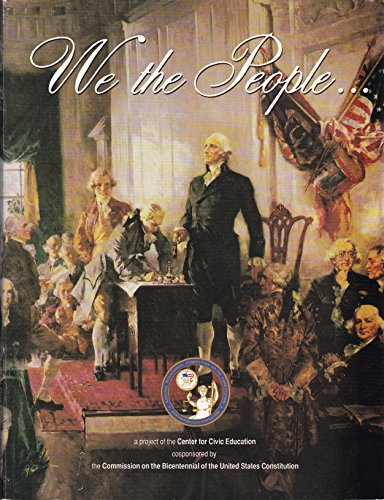 9780898181265: We The People...Do Ordain and Establish This Constitution for the United States of America ( A Secondary Level Student Text)