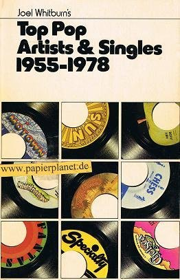 9780898200362: Joel Whitburns top pop artists & singles 1955-1978