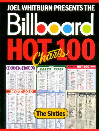 Billboard Hot 100 Charts - The Sixties (0898200741) by Joel Whitburn