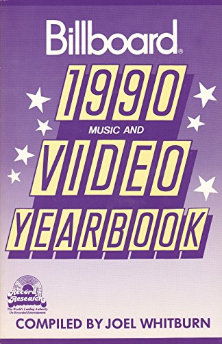 Billboard 1990 Music and Video Yearbook (Billboard's Music Yearbook)