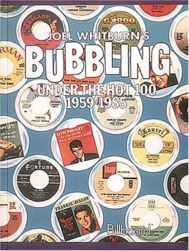 Bubbling Under Hot 100 1959-1985 (hardcover)