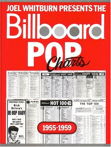 9780898200928: Billboard Pop Singles Charts: 1955-1959