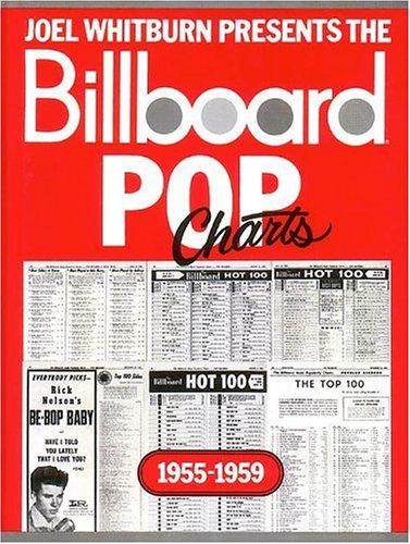 Billboard Pop Charts 1955-1959: Whitburn, Joel