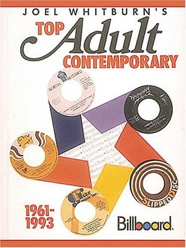 Joel Whitburn's Top Adult Contemporary 1960-1993: Billboard: Whitburn, Joel