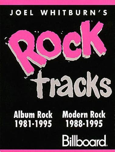 Rock Tracks (9780898201147) by Joel Whitburn