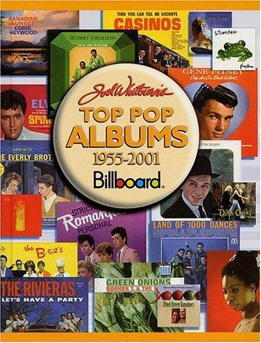 9780898201475: Billboard's Top Pop Albums 1955-2001