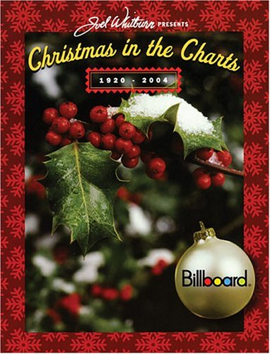 9780898201611: Christmas in the Charts 1920-2004