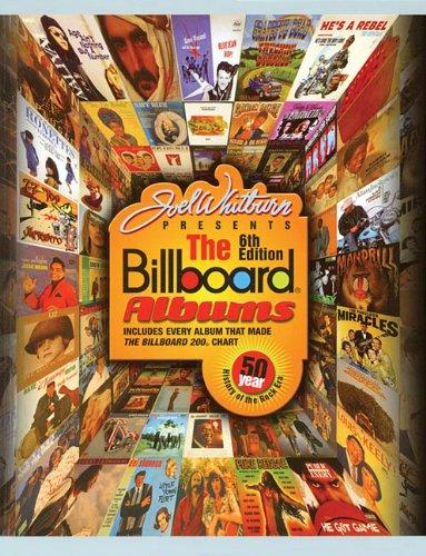 9780898201666: Joel Whitburn Presents The Billboard Albums (Billboard Albums: Includes Every Album That Made the Billboard)