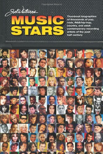 9780898201765: Joel Whitburn's Music Stars: Brief Bios of Every Recording Artist Who Ever Charted