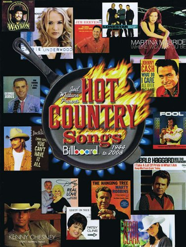 9780898201772: Joel Whitburn Presents Hot Country Songs 1944 to 2008