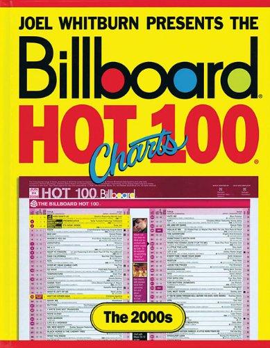 9780898201826: Billboard Hot 100 Charts: The 2000s (Joel Whitburn Presents)