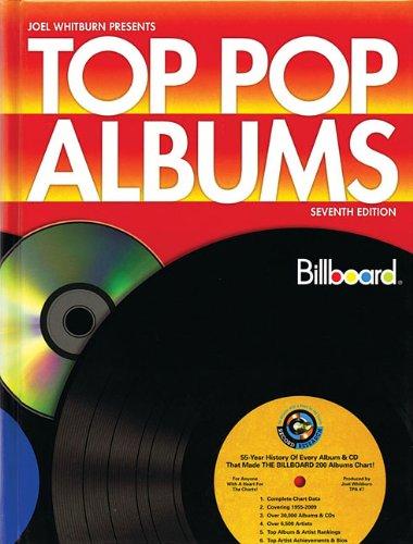 9780898201833: Top Pop Albums - Seventh Edition: 1955-2009