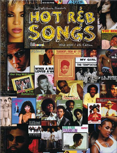 9780898201864: Hot R&B Songs 1942-2010: 6th Edition