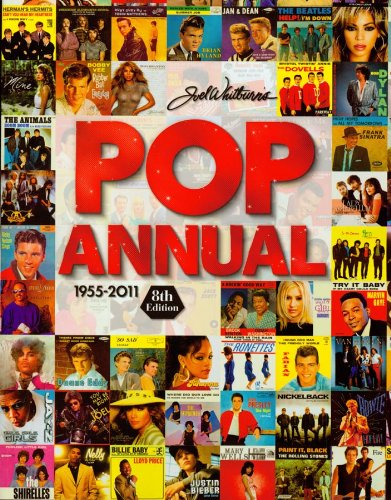 Pop Annual 1955-2011 (0898201942) by Joel Whitburn