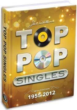9780898202052: Top Pop Singles 1955-2012