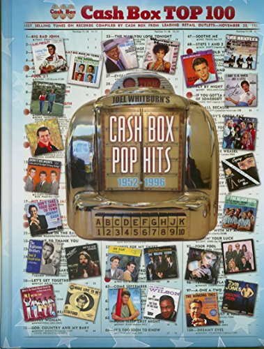 9780898202090: Cash Box Pop Hits 1952-1996