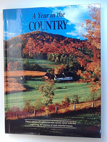 9780898210927: A Year in the Country 1990: A Pictorial Tour Across Rural America