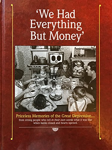 We Had Everything But Money: Roy Reiman