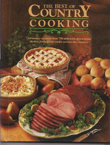 9780898211061: The Best of Country Cooking