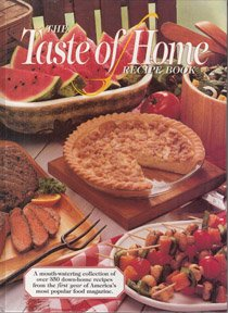 9780898211337: The Taste of Home Recipe Book