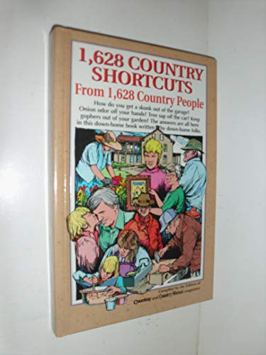 9780898211481: 1628 Country Shortcuts From Count