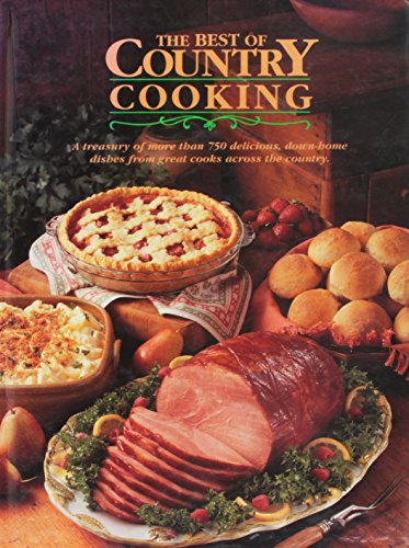 9780898211795: The Best of Country Cooking