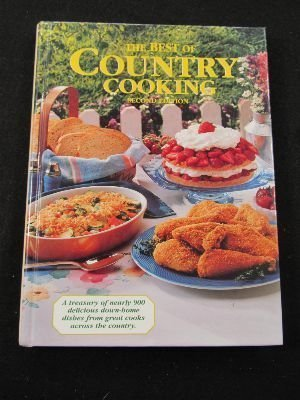 9780898211870: The Best of Country Cooking