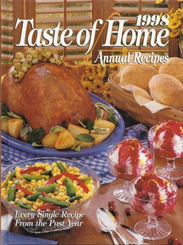 9780898212167: 1998 Taste of Home Annual Recipes
