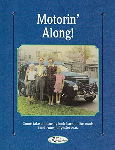 9780898212327: Motorin' Along (Reminisce Books)