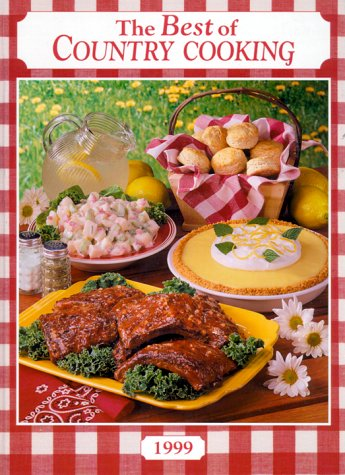 9780898212563: The Best of Country Cooking 1999