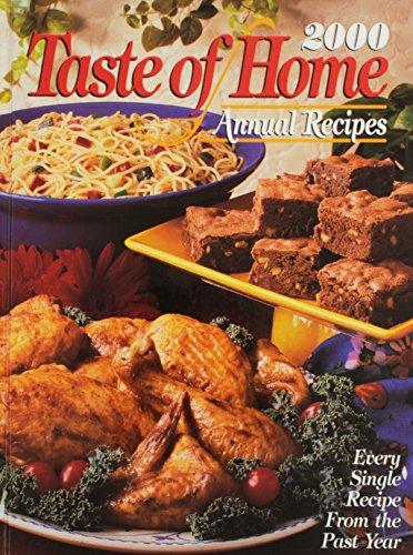 9780898212655: 2000 Taste Of Home Annual Recipes