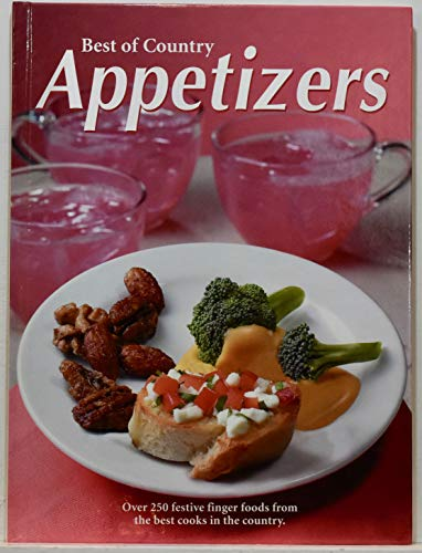 9780898214093: Taste of Home: Best of Country Appetizers