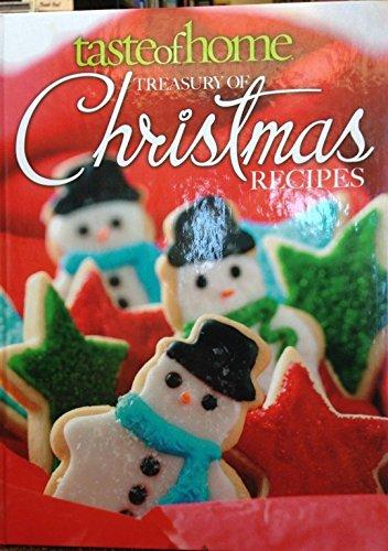 9780898214109: Taste of Home's Treasury of Christmas Recipes
